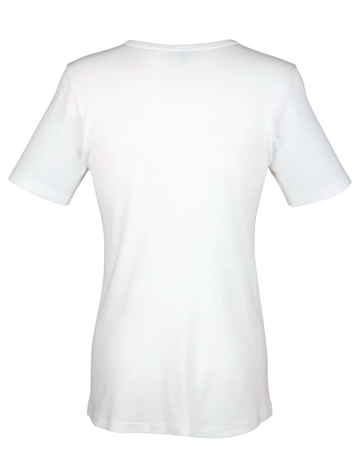 Unterhemden im 3er-Pack mit Halbarm