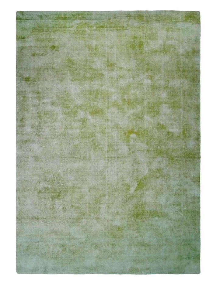Kayoom Handwebteppich 'Gert', Grün