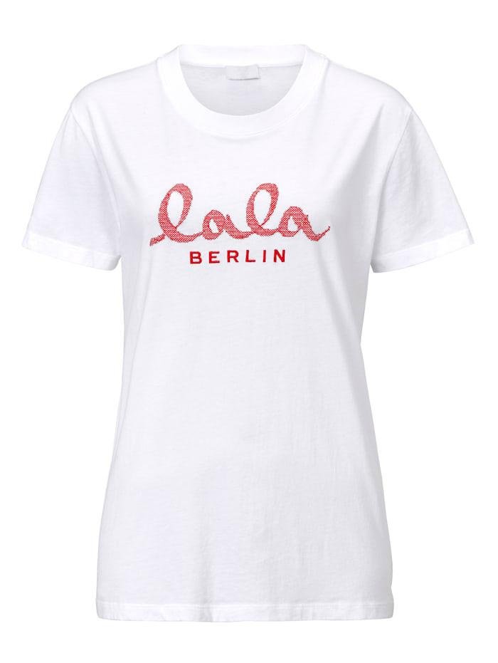 Lala Berlin Shirt, Weiß