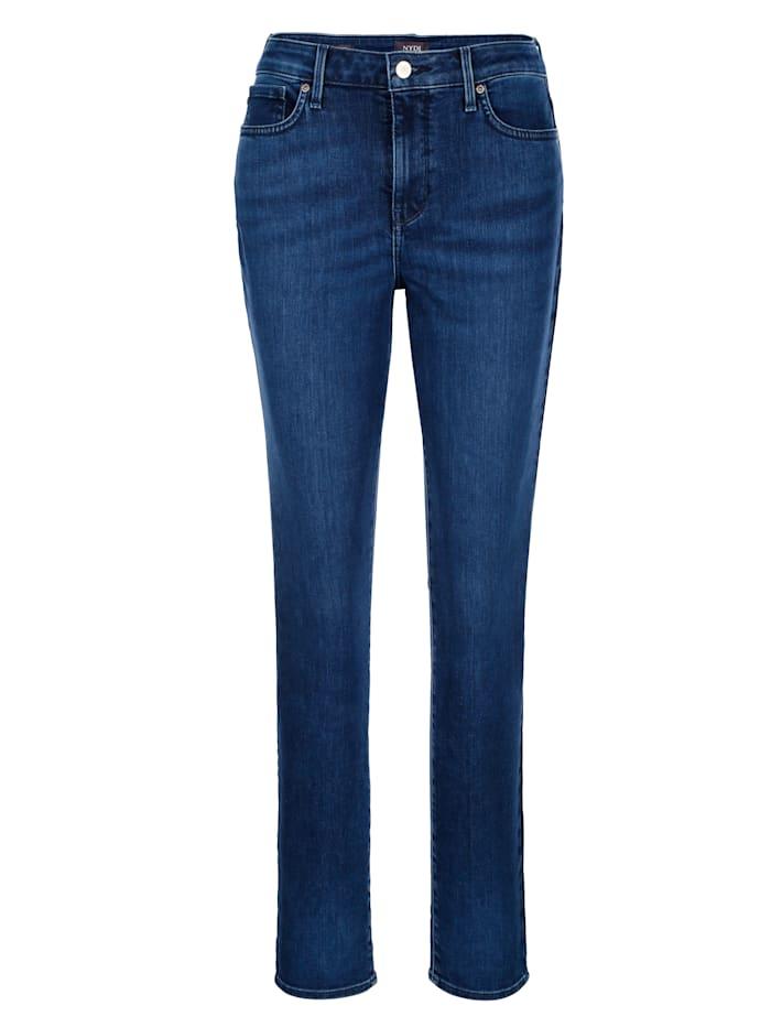 NYDJ Jeans mit Shaping-Effekt, Blue stone