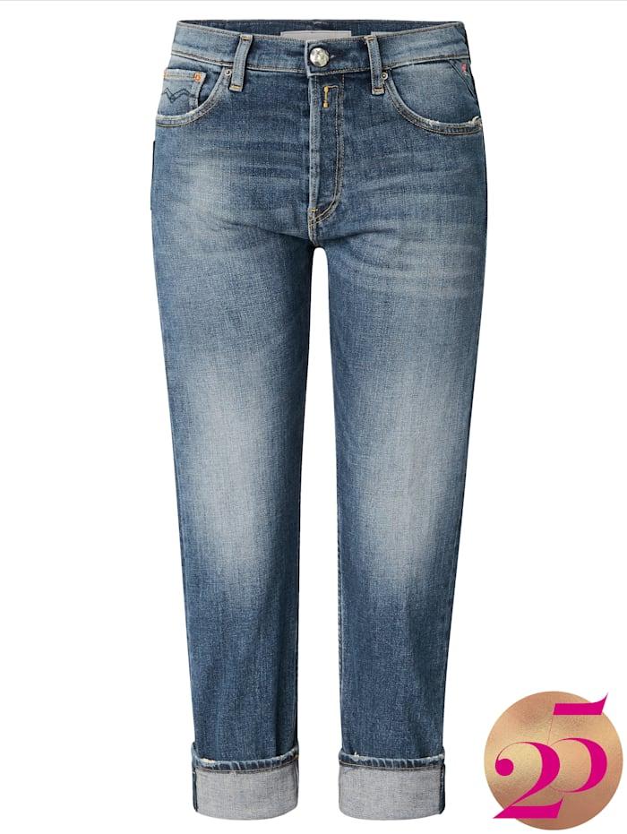REPLAY Jeans, Jubiläumskollektion, Jeansblau