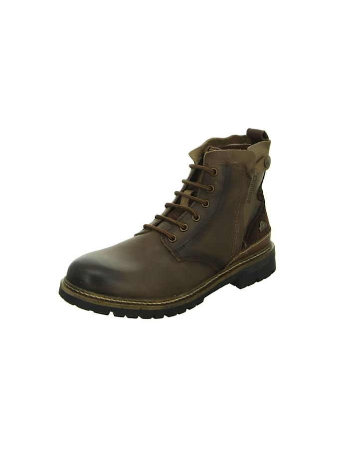Dockers Stiefel, dunkel-braun
