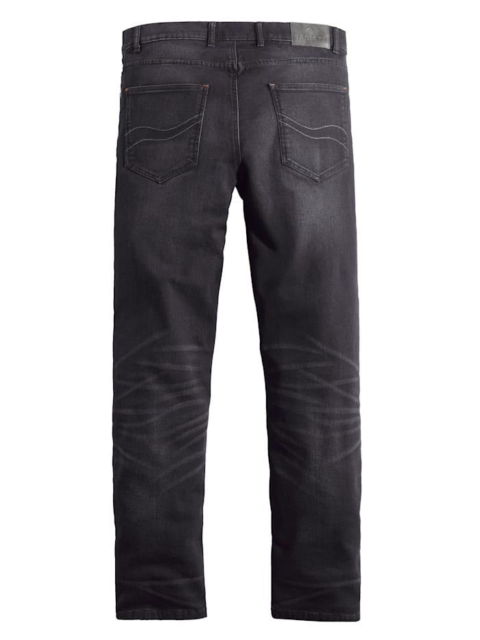 Jog kalhoty zpohodlné sweat kvality džínového vzhledu