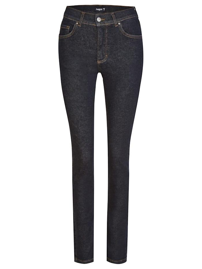 Angels Jeans ,Skinny' in schmalem Schnitt, dark