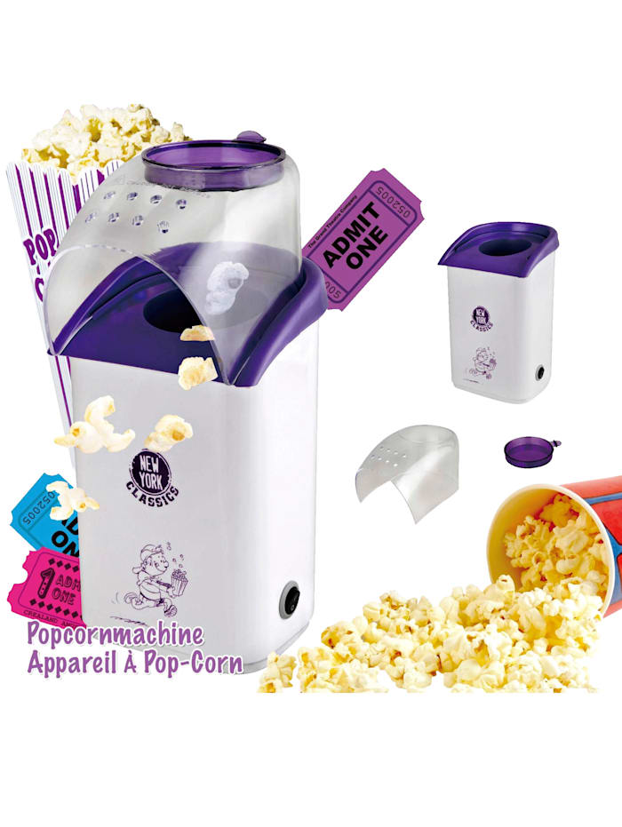 Appareil à popcorns