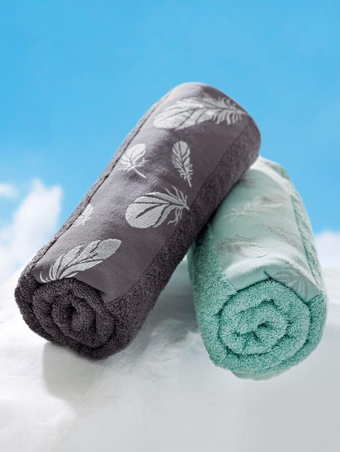 Dyckhoff Badehåndkle, mint