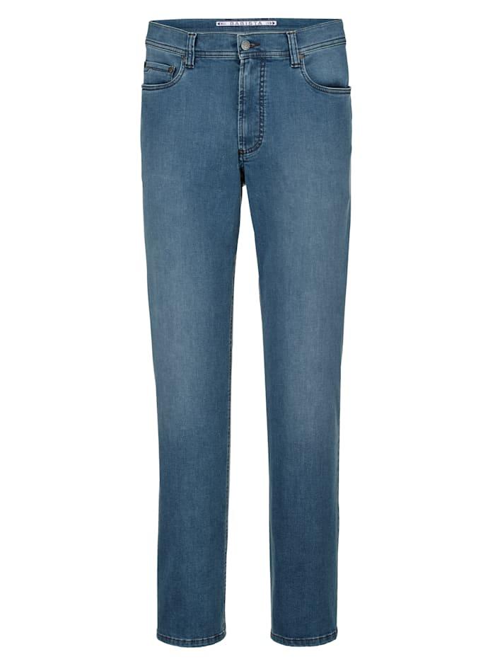 Babista Premium Jean à technologie ionique, Bleu ciel
