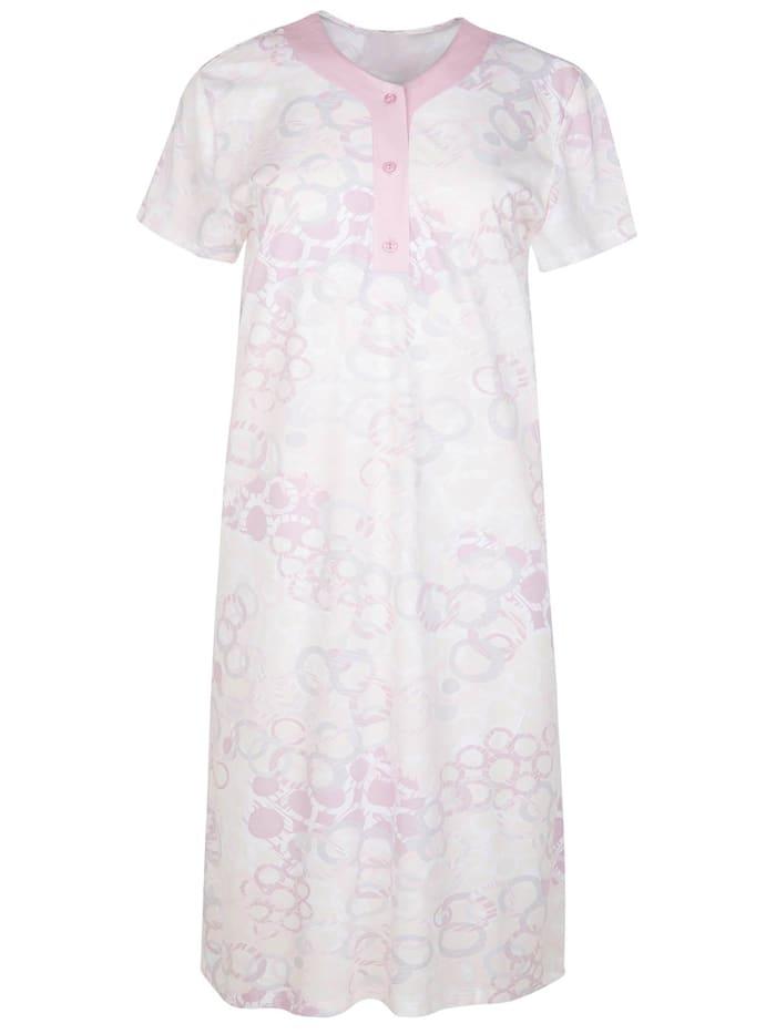 Cybèle Nachthemd, rose powder