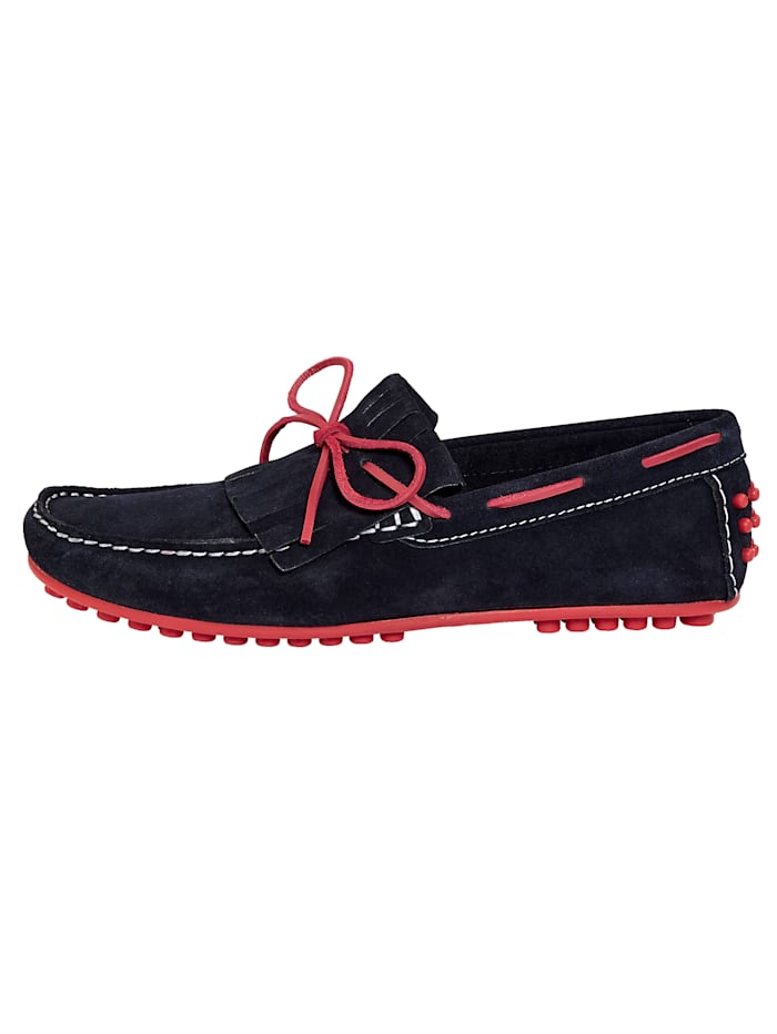 Chaussures bateau de style marin