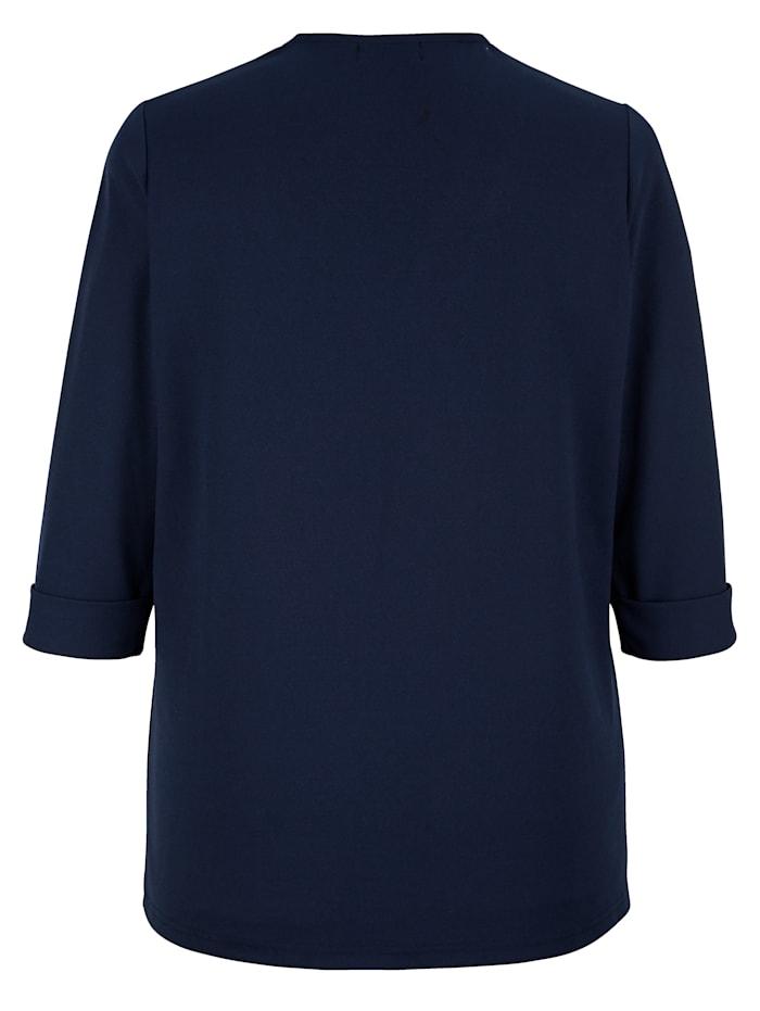 Tričkový kabátek z elastického materiálu