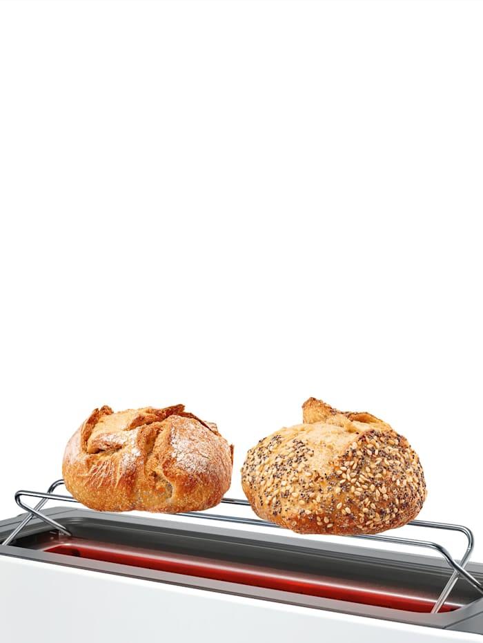 Leivänpaahdin Bosch TAT6A001, yksi pitkä paahtoaukko