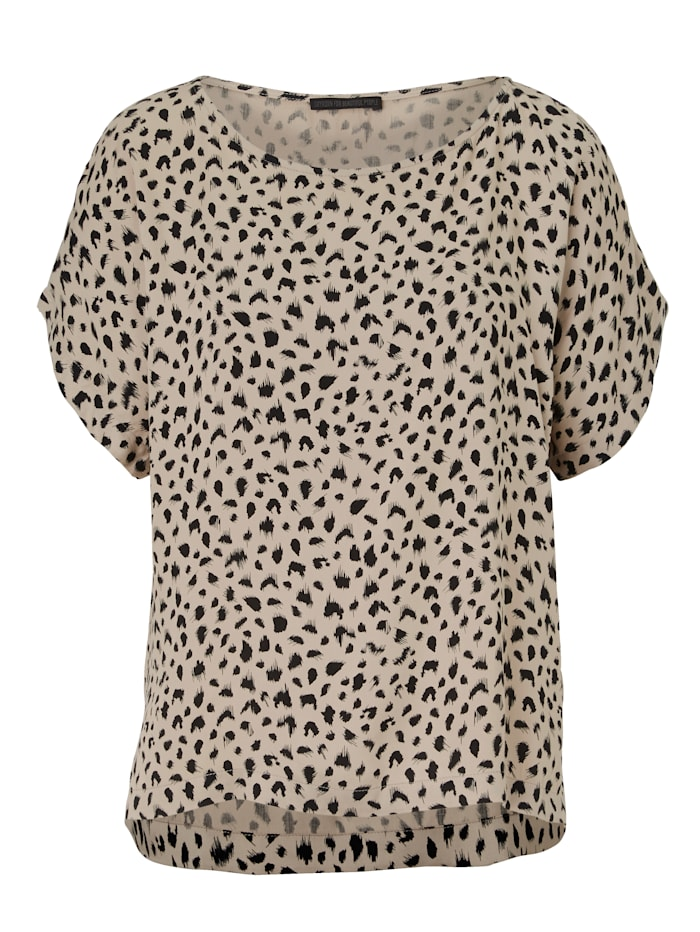 DRYKORN Shirtbluse, Creme-Weiß
