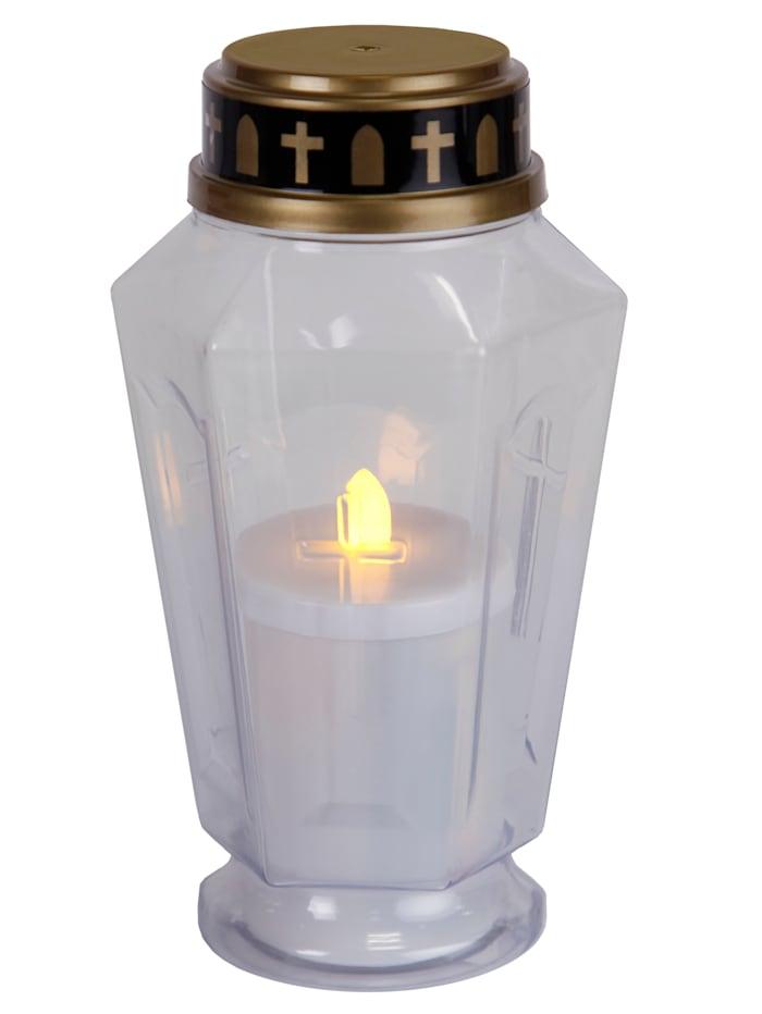 Star Trading Set van 2 graflampen, Wit