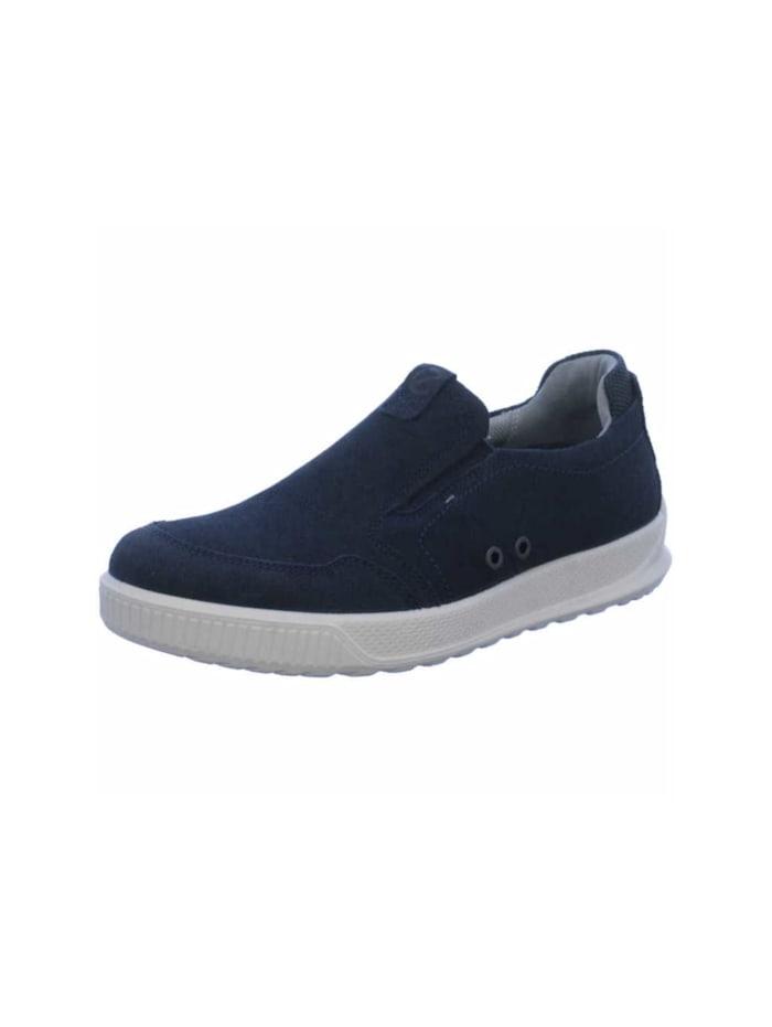 Ecco Slipper, blau