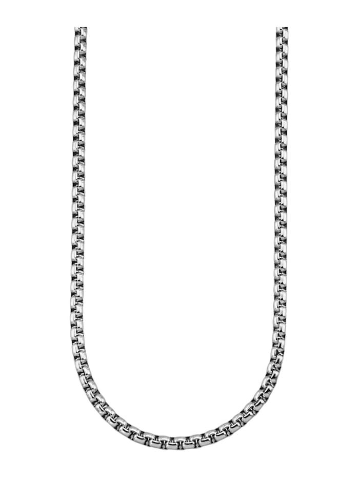 Magnetic Balance Ankerkette, Edelstahl, Silberfarben
