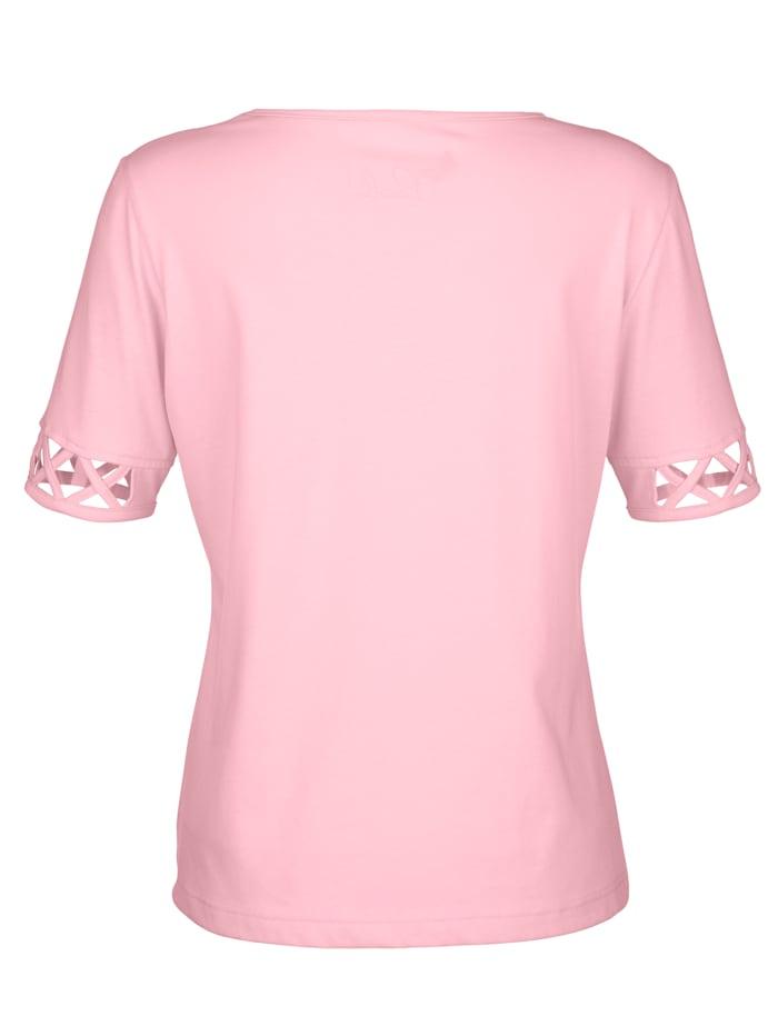Shirt mit besonderen Details