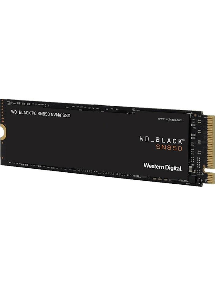 SSD Black SN850 NVMe SSD 500 GB