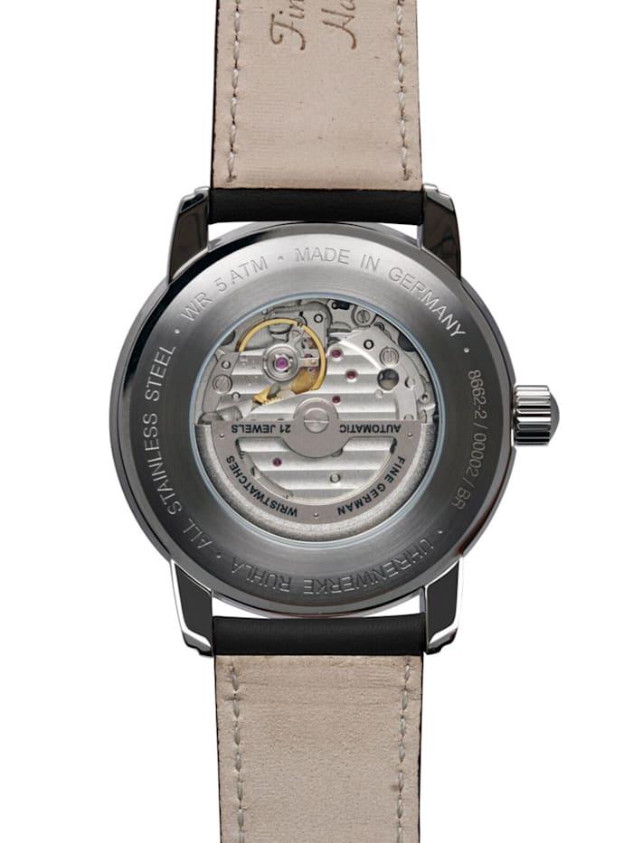 Herren-Armbanduhr Automatik New Captain's Line