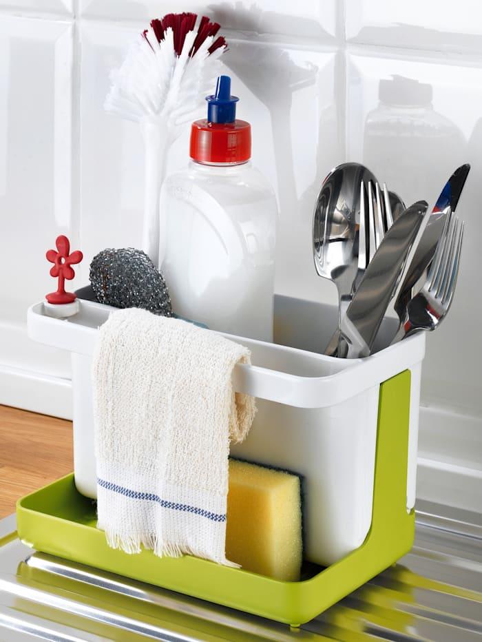 Organizér na pomôcky na umývanie
