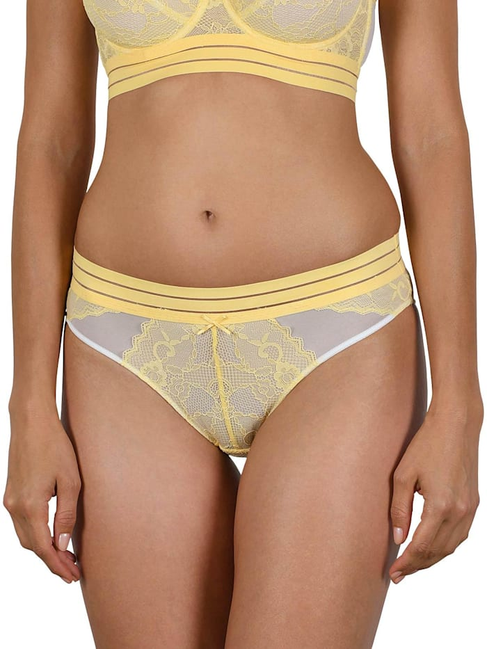 Cybèle Damen Slip, lemon