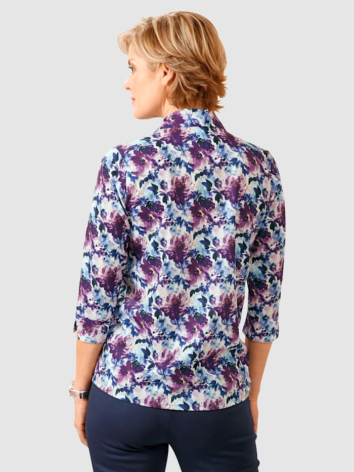 Blouse Easy-care