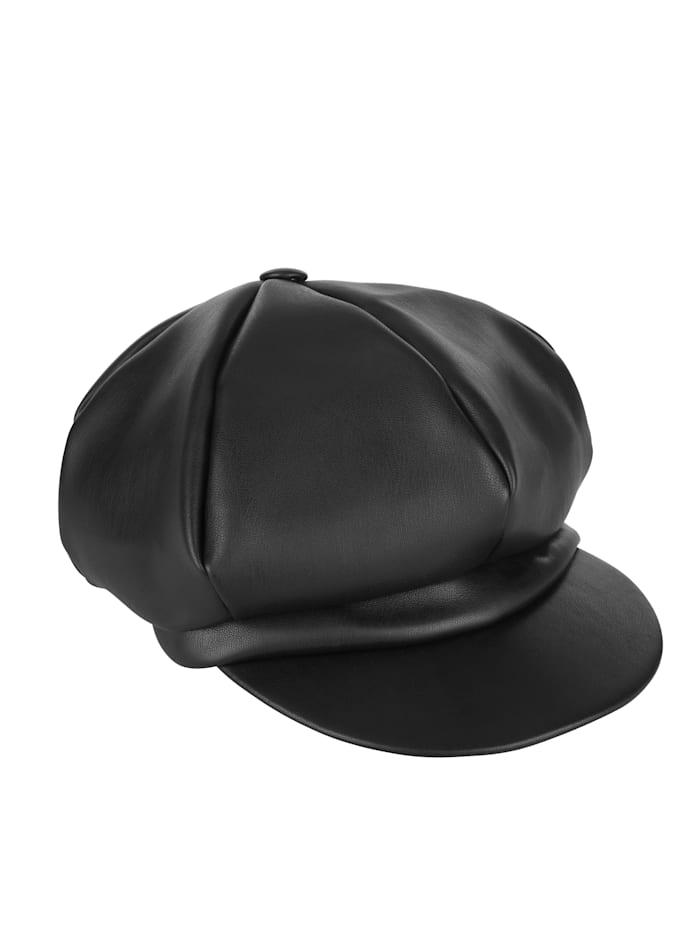 Hut mit Schild