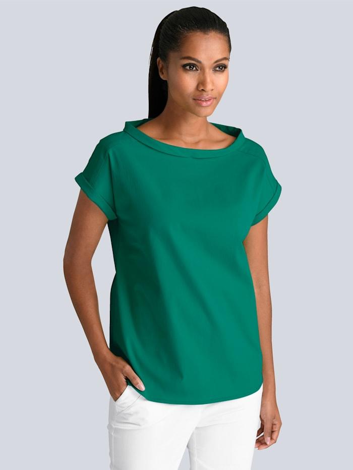 Alba Moda Bluse, Grønn