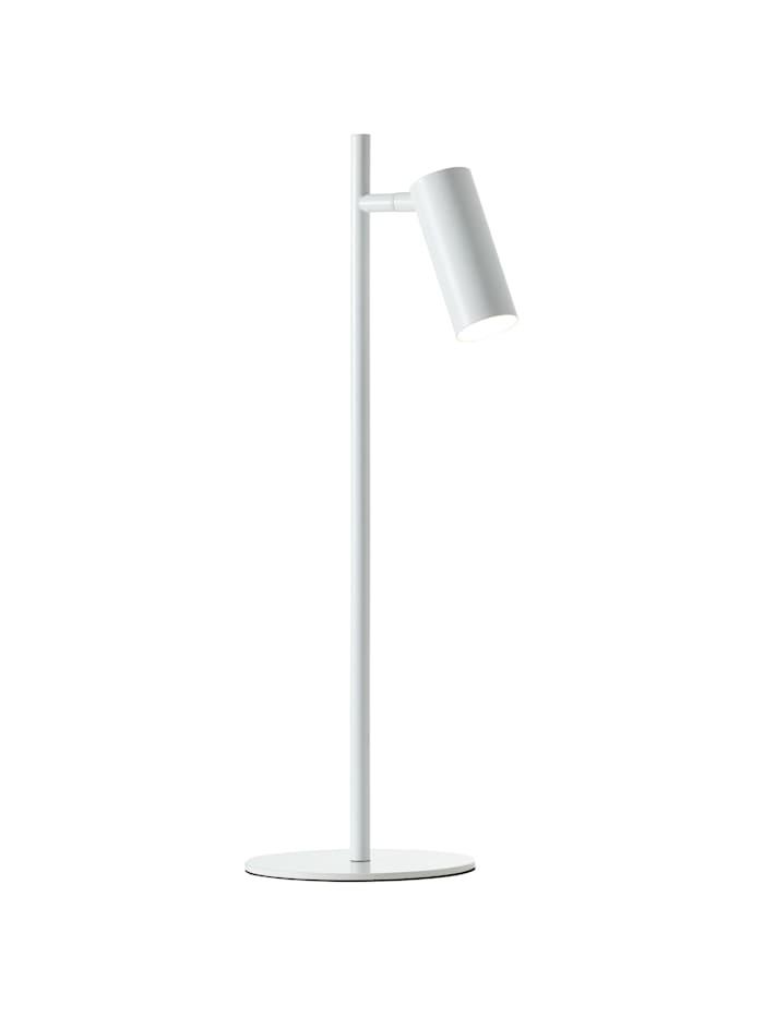 Brilliant Soeren LED Tischleuchte weiß matt, weiß matt