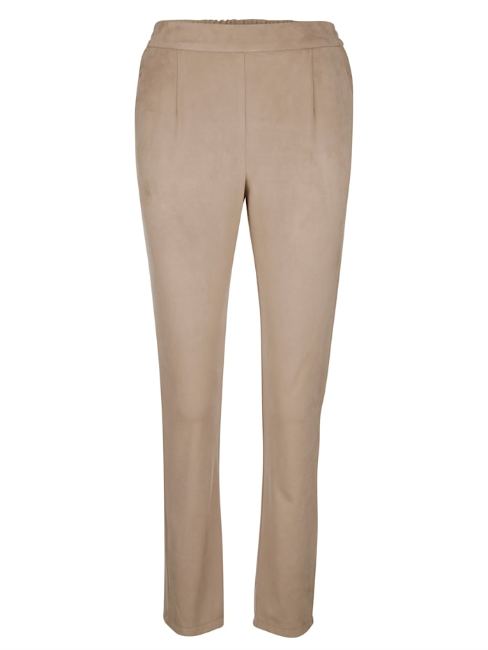 Pantalon 7/8 en velours
