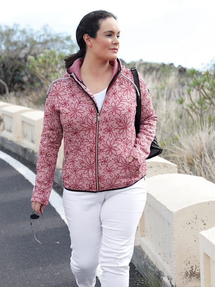 Killtec Fleece vest, Pink