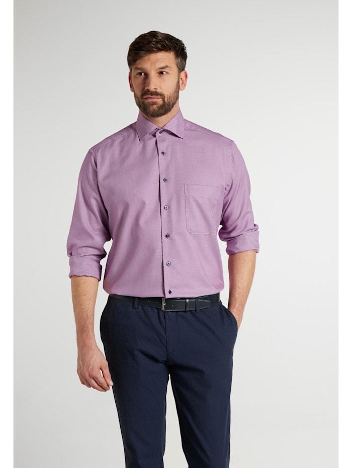 Eterna Eterna Langarm Hemd COMFORT FIT, pink