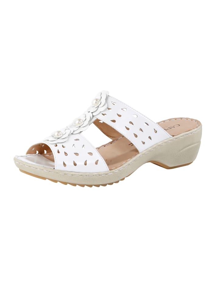 Caprice Sandaalit, Valkoinen