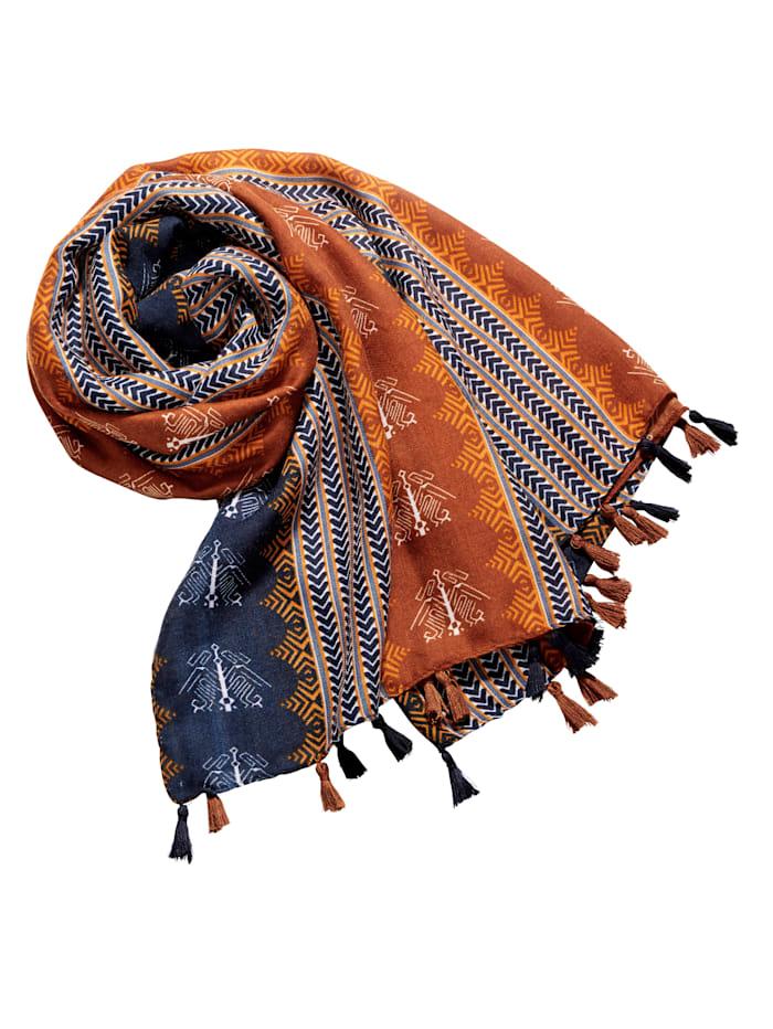 KLiNGEL Schal Indian Summer, Multicolor