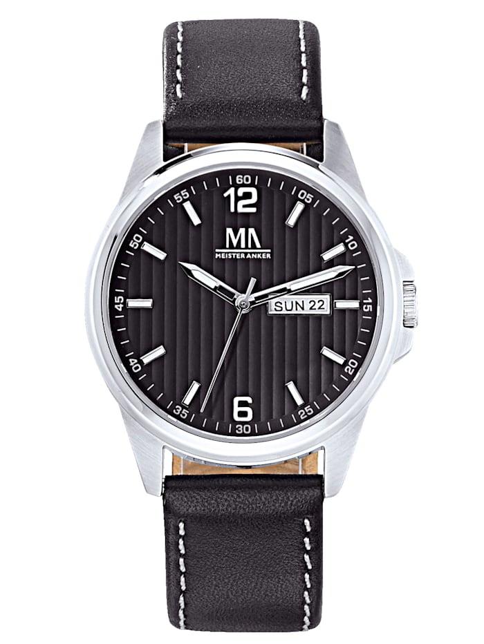 Meister Anker Herenhorloge, Zwart