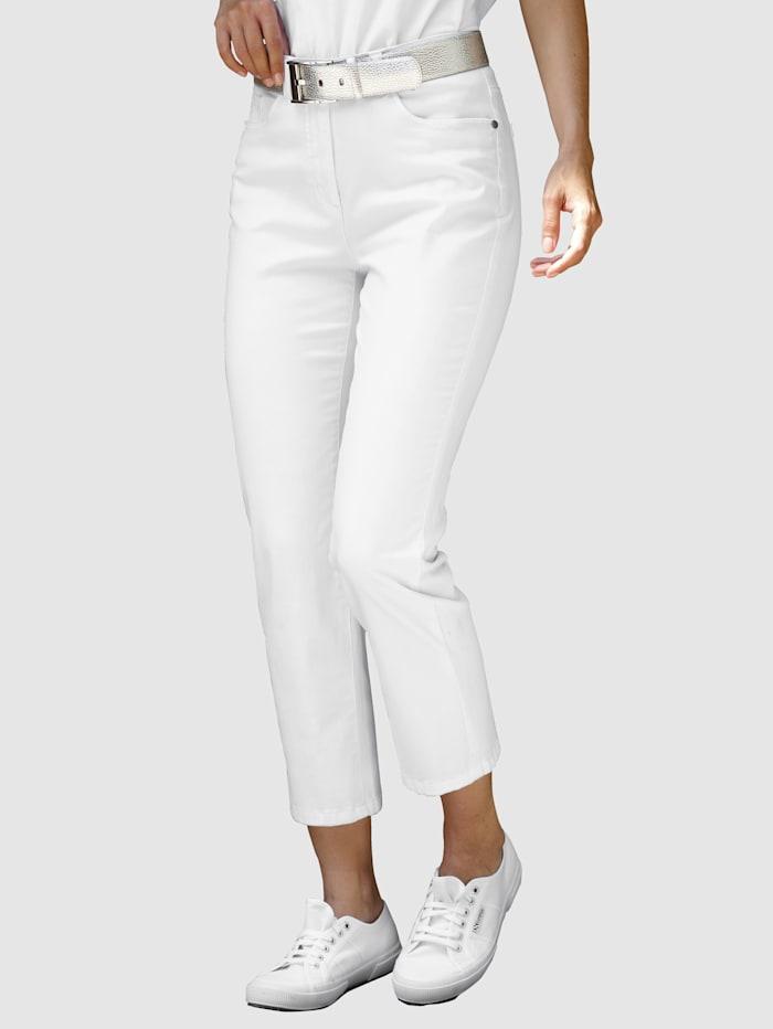 7/8-broek in Paola Straight model