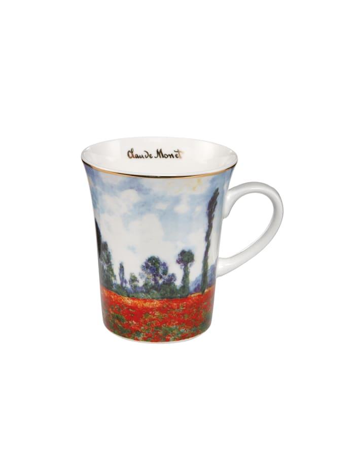 Goebel Goebel Künstlertasse Claude Monet - Mohnfeld, Monet - Mohnfeld