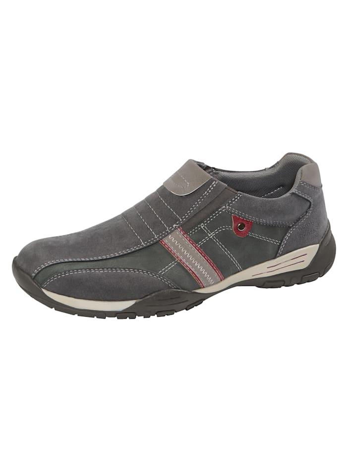 Roger Kent Tikatut kengät, Harmaa