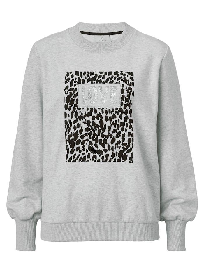 Kaffe Sweatshirt, Grau