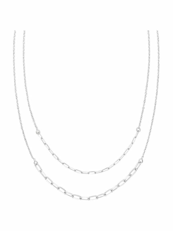 Kette für Damen, Sterling Silber 925