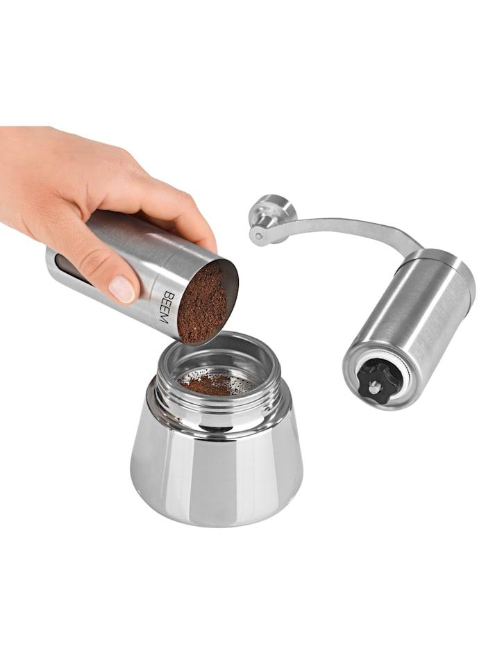 Manuell kaffekvarn