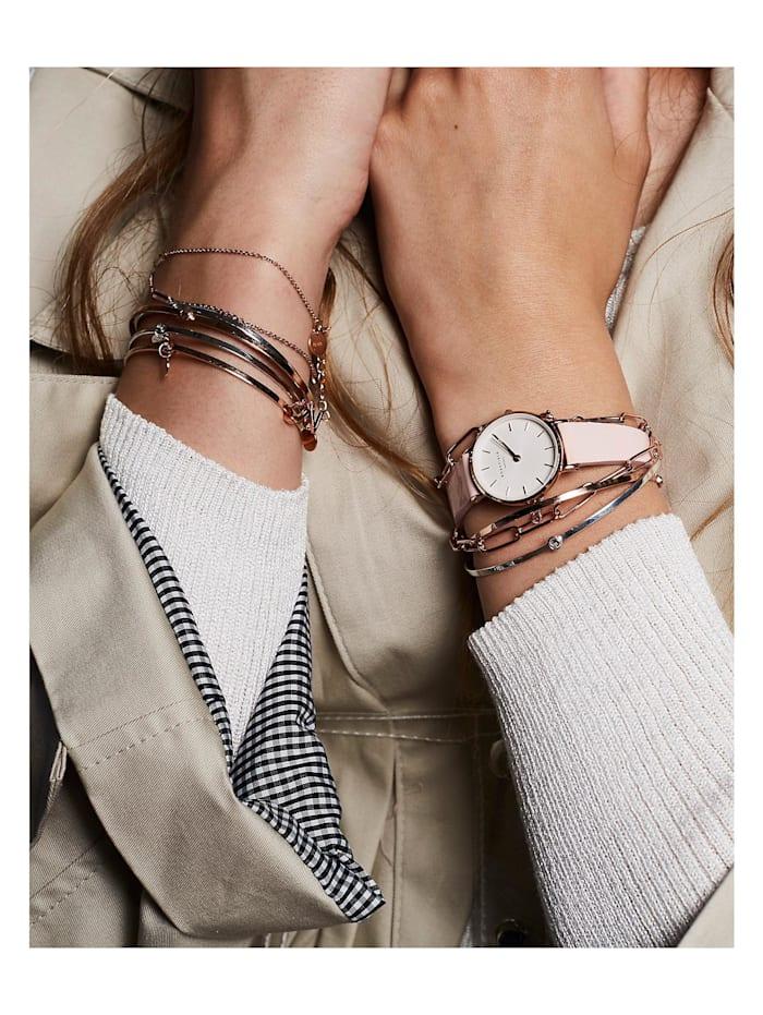 Rosefield Damen-Uhren Analog Quarz