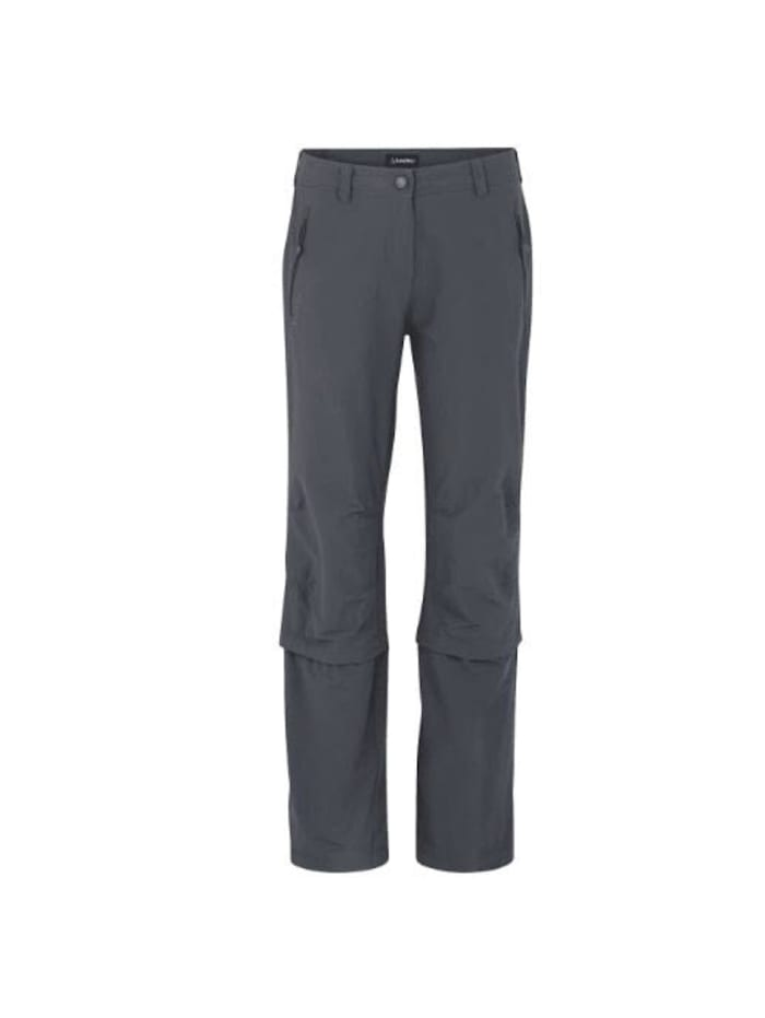 Schöffel Schöffel Freizeithose Pants Engadin Zip Off, Grau