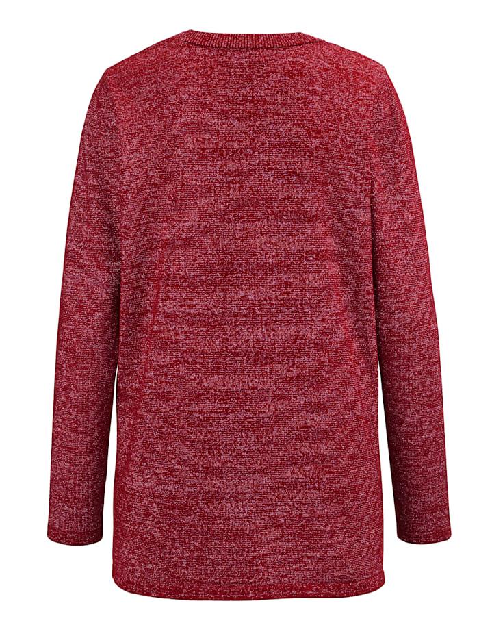 Pullover in aktueller 2-in-1 Optik
