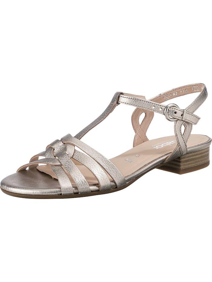 Gabor Klassische Sandalen, beige