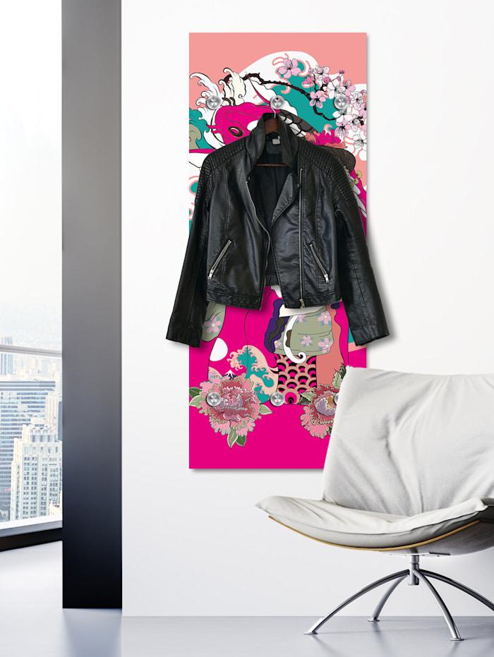 IMPRESSIONEN living Garderobe, Asiatisch, Bunt