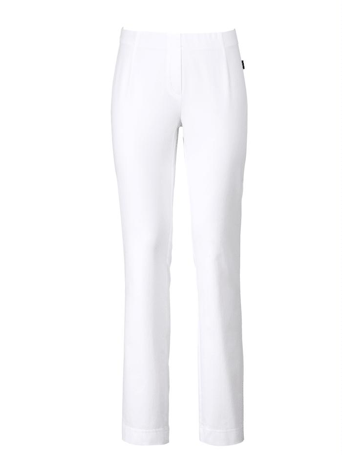 Pantalon facile à enfiler en matière sport