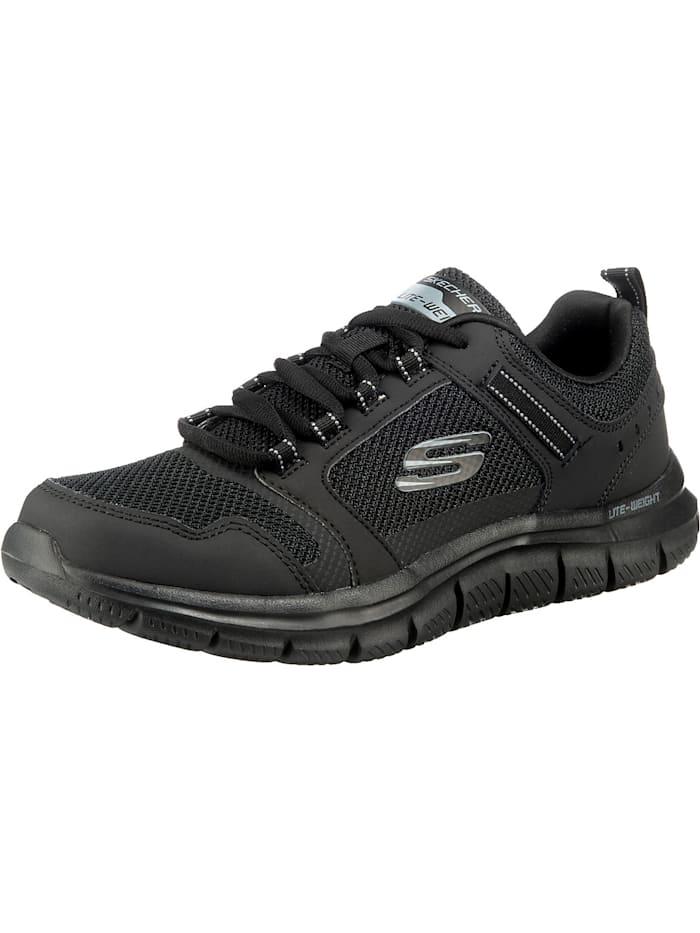 Skechers Track Knockhill Sneakers Low, schwarz
