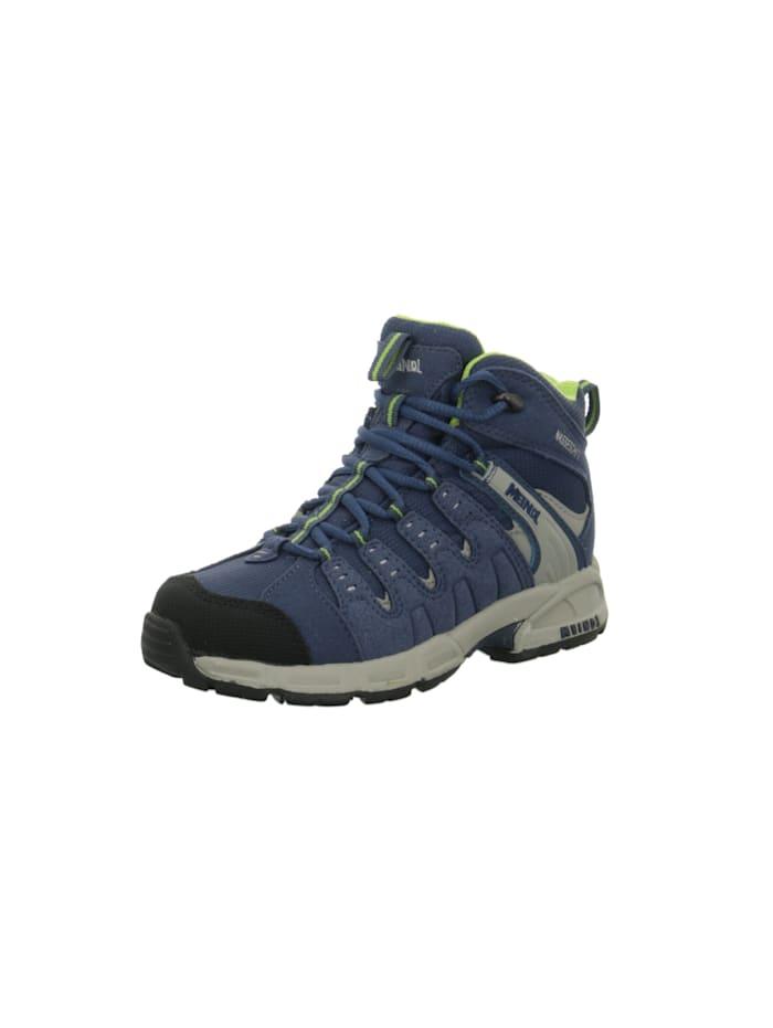 Meindl Stiefel, blau