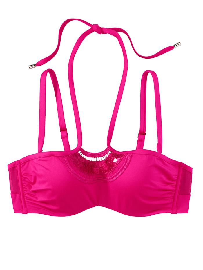Lisca Bikini-Top, pink
