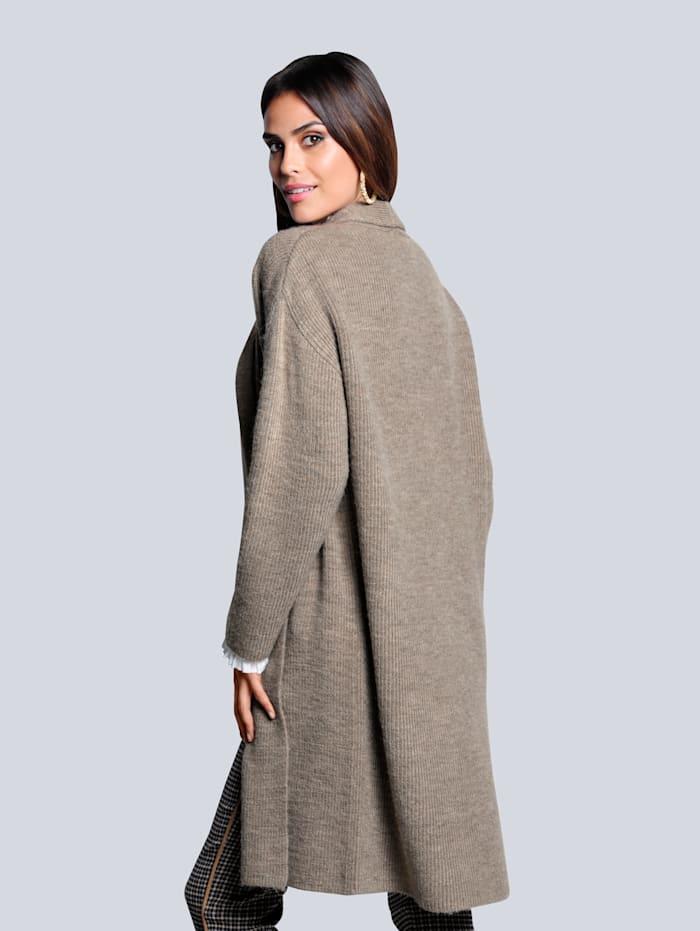 Vest van comfortabel, zacht materiaal